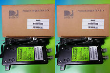 Lot 2 Directv SWM 21V Power Inserter Supply PI21 SWiM LNB Green Dish SL5 SL3 21