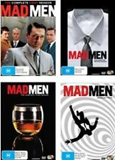 Mad Men Series COMPLETE  Season 1 - 4 : NEW DVD