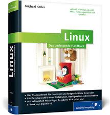 Kofler, M: Linux von Michael Kofler (2013, Gebundene Ausgabe)