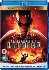 Chronicles of Riddick [Blu-ray][Region Free]      Brand new and sealed