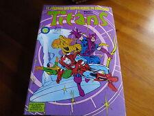 TITANS n° 111 de 1988 X-MEN - VENGEUR DE LA COTE OUEST TBE comme neuf