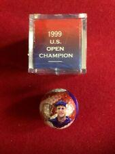 "1999, Payne Stewart, ""U.S. OPEN"" Commemorative Golf Ball (Scarce / Vintage)"