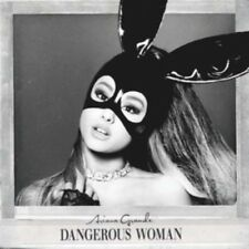 ARIANA GRANDE Dangerous Woman CD NEW 2016 Into You