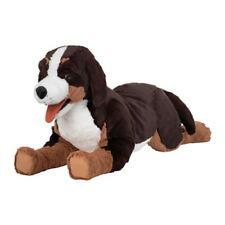 Ikea Hoppig Bernese Mountain Dog Soft Toy (New)