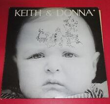 Keith & Donna - Keith & Donna (Same) -- LP / Rock