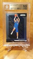 2018-19 Panini Prizm #280 Luka Doncic Dallas Mavericks Rookie BGS 9.5 Gem Mint