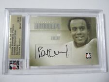 2006/07 In The Game Ultimate Memorabilia RAY EMERY Autograph Silver Card #24/50