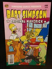 Bart Simpson Comics #44 2008 Bongo Comics