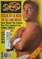 The Ring Vtg Sports Boxing Magazine Nov 1998 Oscar De La Hoya - GD