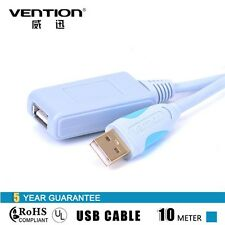 Vention VAS-C01 5/10M USB 2.0 Extender Cable Typle A Male to Type A Female Exten