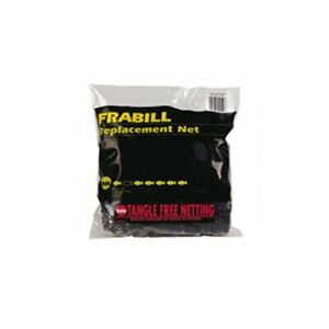 Frabill Tangle Free Heavy Poly Replacement Net 21 x 25-Inch