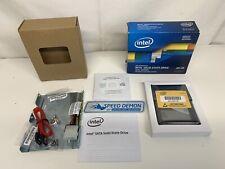 """Intel 320 Series 80GB Internal 2.5"""" SSD Hard Drive (SSDSA2CW080G3K5) SATA 3Gb/s"""