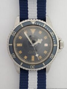 wesome Tropical Dial Rolex Tudor Red Roulette Date 7021/0 Submariner Snowflake