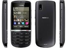 Nokia Asha 300 Unlocked Mobile Phone With 3 Months Warranty.