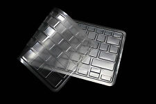 """TPU Clear Keyboard Protector Cover For 15.6"""" Dell XPS 15 15-9550 15-9570"""