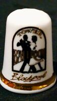 BLACKPOOL TOWER BALLROOM STRICTLY COME DANCING TONIOLI HORWOOD SOUVENIR THIMBLE
