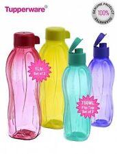 Tupperware Aqua Safe Water Bottles Set of 4 (1000 ml x 2 & 750 ml x 2)