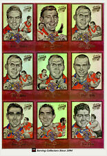 2014-15 Select AFL Honours Brownlow Sketch Cards Club Collection Sydney (14)