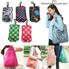 Foldable Handy Shopping Bags Reusable Tote Pouch Recycle Storage Handbags Best