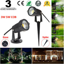 3W 5W COB LED Home Garden Spot Light Outdoor Lawn Landscape Path Security Lamp