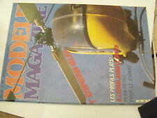 µµ Modele Magazine n°381 Vicomte Le Driver Pionyr Aerofly L'Amiral