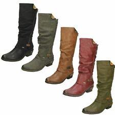 Bottes et bottines gris Rieker pour femme | eBay