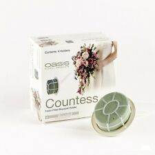 COUNTESS WEDDING BOUQUET HOLDER DRY OASIS x3 holders QUALITY PRODUCT