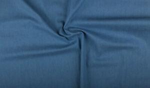 Jeansstoff Hemden hellblau