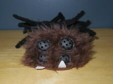 Brown Spider Halloween Adjustable Fit Costume for Pets Dog Cat Size XS Used/VGC