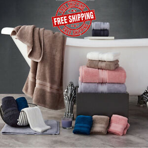 Luxury Egyptian cotton super soft large Bath Towel Face Towel and 3pcs Towel set