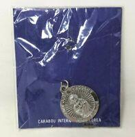 New Carabou International Korea St Jude Thaddeus Pray For Us Medal Pendant TT20