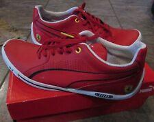 Puma Ferrari Mens Selezione SF Driving Shoes Red Sneakers Size 10.5 # 305505 01
