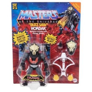 Masters Of The Universe Origins Deluxe Buzz Saw Hordak MOTU PREORDER 07/21