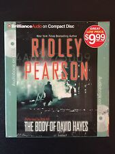 The Body of David Hayes 9 by Ridley Pearson (2013, CD, Abridged)