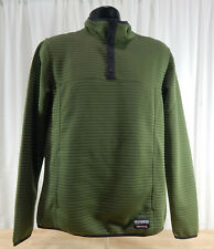NWT Men's Gerry 1/4 Snap 30+ UPF Protection Lightweight Pullover Jacket