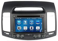 In Dash Car Stereo BT Radio 2 Din DVD Player GPS Navigation For Hyundai Elantra