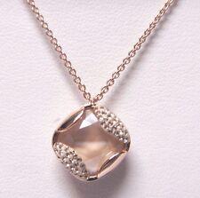 Retired Heap Pendant Cream Crystal Rose Gold Swarovski Jewelry 5358827