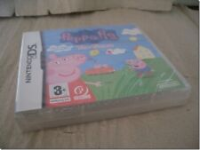 PEPPA PIG THE GAME ds UK RELEASE NEW FACTORY SEALED