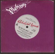 Rock Excellent (EX) Sleeve Grading White Label Single Vinyl Records