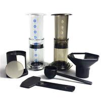 Hot Filter Coffee Espresso Maker French Press Coffee Pot for AeroPress Machine