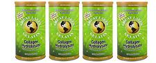 4PACK-ADVANCED FORMULA-Great Lakes Beef Gelatin Collagen Hydrolysate Fine Powder