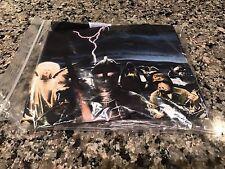 Heaven & Hell 2007 Us Tour L T Shirt! Dio Iron Maiden Black Sabbath Rainbow Doro