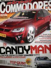 Street Commodores #180 VY SS VS Ute VL Turbo HSV VE GTS VE R8 Clubsport VK V8