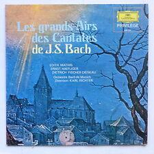 Les grands airs des cantates BACH EDITH MATHIS HAEFLIGER KARL RICHTER 2538231