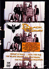 BLACK CROWES freak´n´roll...into the fog  DVD NEU OVP/Seal