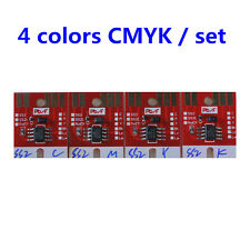 OEM Chip Permanent for Mimaki JV3 SS2 Cartridge 4 colors CMYK, High Quality