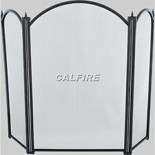Unbranded Metal Fireplace Screens