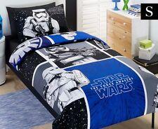 Star Wars Episode VII Awaken Storm Trooper Single Quilt Cover Set