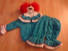Infant/Baby Bozo 24 Mo Halloween Costume Vintage 2002 Outfit