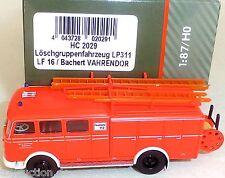 Vehículo de lucha contra el fuego lp311 lf16 bachert vahrendor Heico hc2029